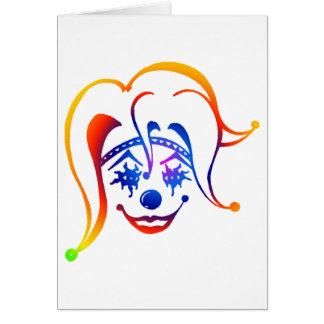 Krazy Klown Tarjetas