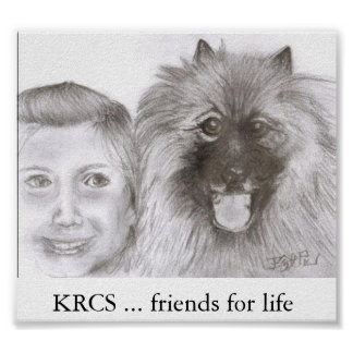 KRCS... Friends for Life! Poster