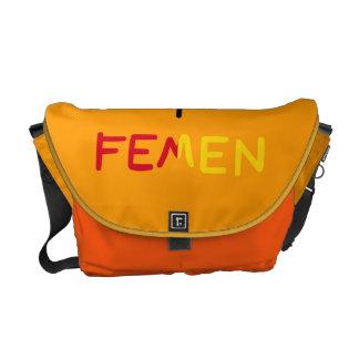 KREA 4 MESSENGER BAGS