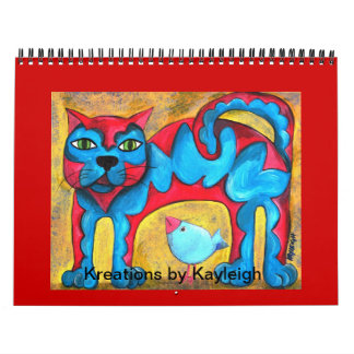 Kreations by Kayleigh Calendar