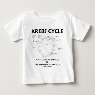 Krebs Cycle A.K.A. Citric Acid Cycle Tricarboxylic T Shirts