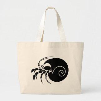 krebs einsiedler colono hermit crab snail bolsas