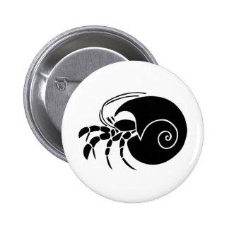 krebs einsiedler colono hermit crab snail pins