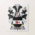 Krebs Family Crest Puzzle