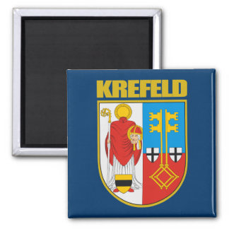 Krefeld 2 Inch Square Magnet