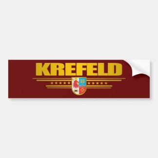 Krefeld Bumper Stickers