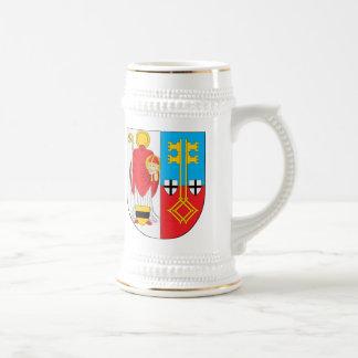 Krefeld Coat of Arms Mug