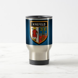 Krefeld Flag Travel Mug