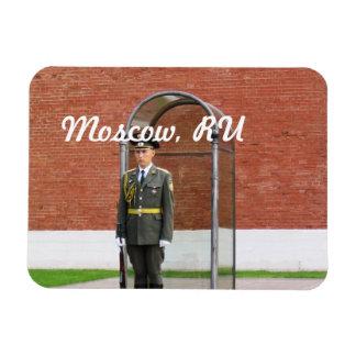 Kremlin Guard Vinyl Magnet