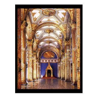 kremlin hall postcards