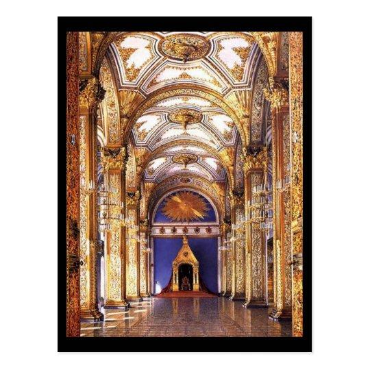 kremlin hall postcard