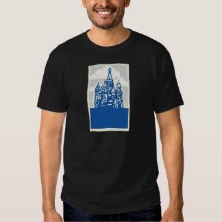 Kremlin in Moscow T-shirt
