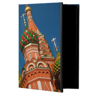 Kremlin, Vasiliy Blessed   Moscow, Russia Cover For iPad Air