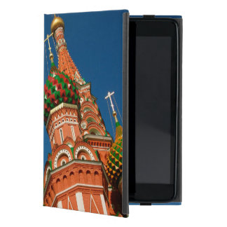 Kremlin, Vasiliy Blessed   Moscow, Russia Cover For iPad Mini
