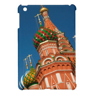 Kremlin, Vasiliy Blessed   Moscow, Russia Cover For The iPad Mini