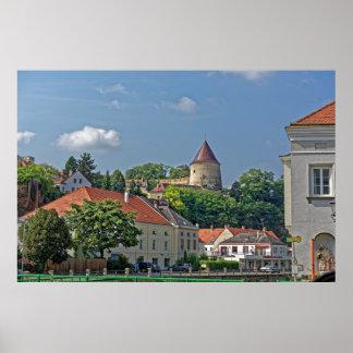 Krems an der Donau Österreich Poster