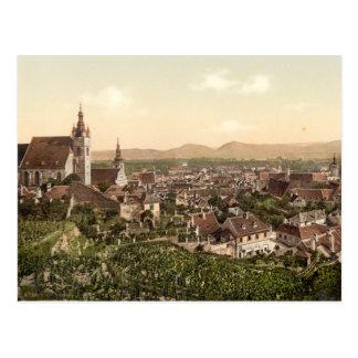 Krems in Austria Postcard