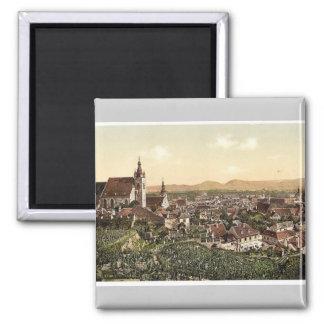 Krems, Lower Austria, Austro-Hungary magnificent P Magnet
