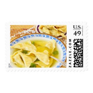 Kreplach (Jewish ravioli) Postage