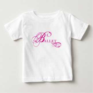 Kresday Flare Ballet Baby T-Shirt