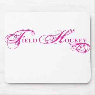 Kresday Flare Field Hockey Mouse Pad