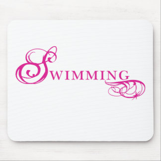 Kresday Flare Swimming Mouse Pad