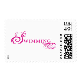 Kresday Flare Swimming Postage