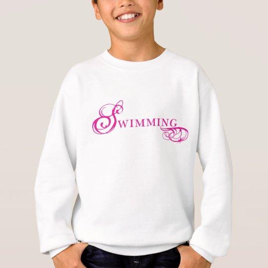 Kresday Flare Swimming Sweatshirt