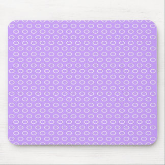 kresei scores dotted polka dots dabbed dab mouse pad