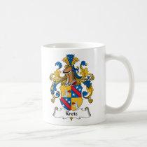 Kretz Family Crest Mug