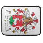 Kreutzer Family Crest Sleeves For MacBook Pro