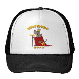 Krewe De Paws Logo Items Hats