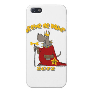 Krewe De Paws Logo Items iPhone 5 Covers