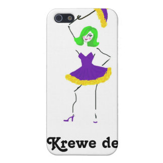Krewe de Petticoats Cover For iPhone 5