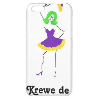 Krewe de Petticoats iPhone 5C Case