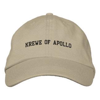 Krewe of Apollo cap khaki Baseball Cap
