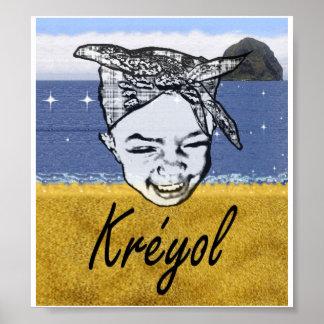 Kreyol kid poster