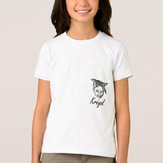 kreyol (young girl head tide) T-Shirt