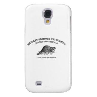 Kricket Kountry University, Beaver Research Lab Samsung Galaxy S4 Cover
