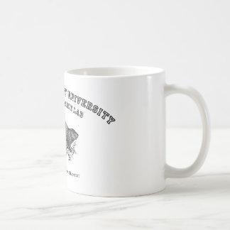 Kricket Kountry University, Beaver Research Lab Classic White Coffee Mug