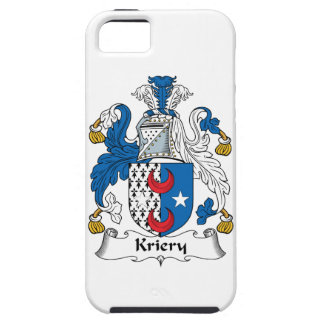 Kriery Family Crest iPhone 5 Cases