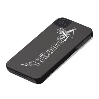kriketz! on your crackberry! iPhone 4 cover