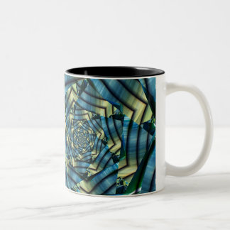 Krill #4 Two-Tone coffee mug