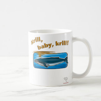 Krill Baby Krill Coffee Mug