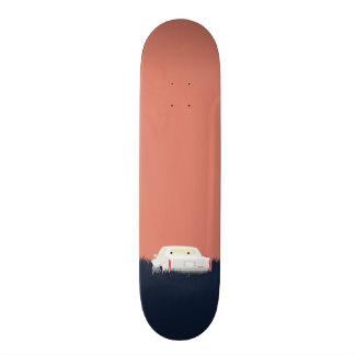 KRIMINALSAGER No.03 Skateboard Deck