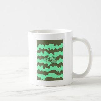 Kris Alan Apparel Candy Green Coffee Mug