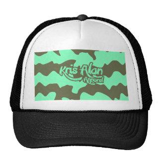 Kris Alan Apparel Candy Green Trucker Hat