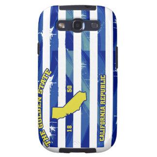 Kris alan Cali patriotic Samsung Galaxy SIII Cases