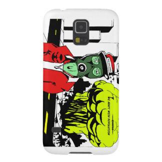Kris Alan Revolution Galaxy S5 Cases