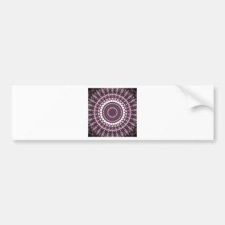 Kris Alan Trippy hippie Bumper Sticker